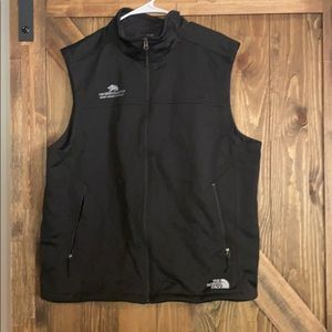 Men's Northface vest